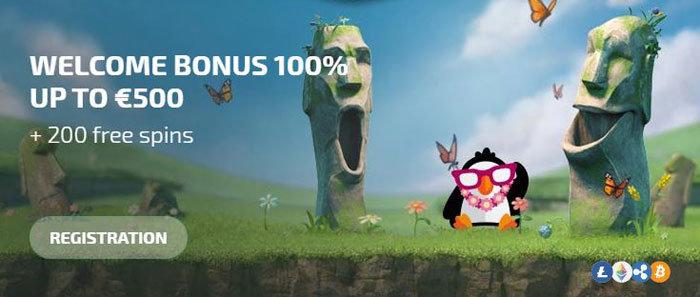 boaboa welcome bonus