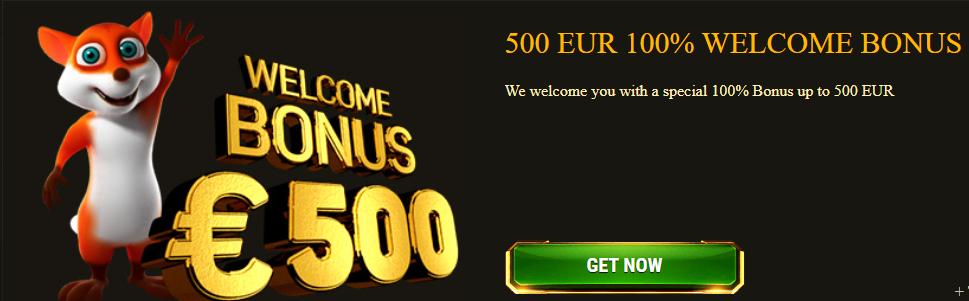Bonus sambutan Kasino Argo